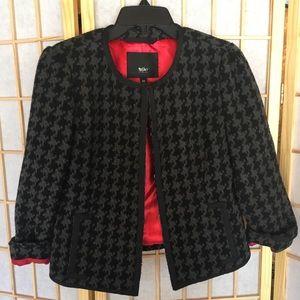 Mossimo Houndstooth Jacket